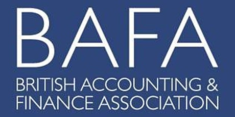 BAFA ACCOUNTING HISTORY SPECIAL INTEREST GROUP tickets