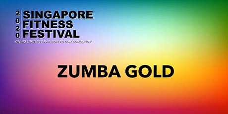 SG FITNESS FESTIVAL (IN-PERSON) - JURONG EAST: ZUMBA GOLD