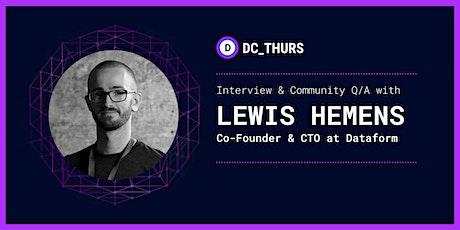 DC_THURS w/ Lewis Hemens tickets