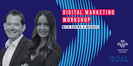 Digital Marketing for Small Business: An interactive workshop with DUAL tickets