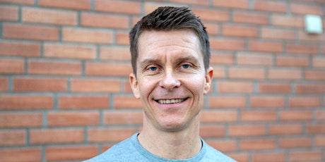 Fysisk aktive voksne og barn er sunnere og lærer bedre, Tønsberg 18. feb tickets