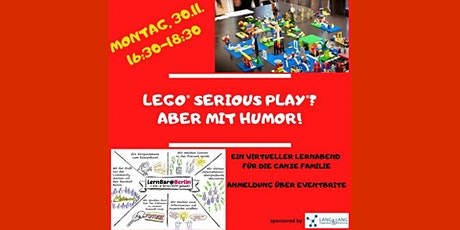 LEGO® SERIOUS PLAY® Workshop Tickets