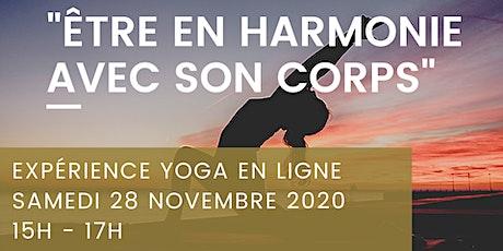 Yoga - Être en Harmonie avec son Corps billets