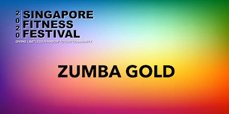SG FITNESS FESTIVAL (IN-PERSON) - BISHAN : ZUMBA GOLD