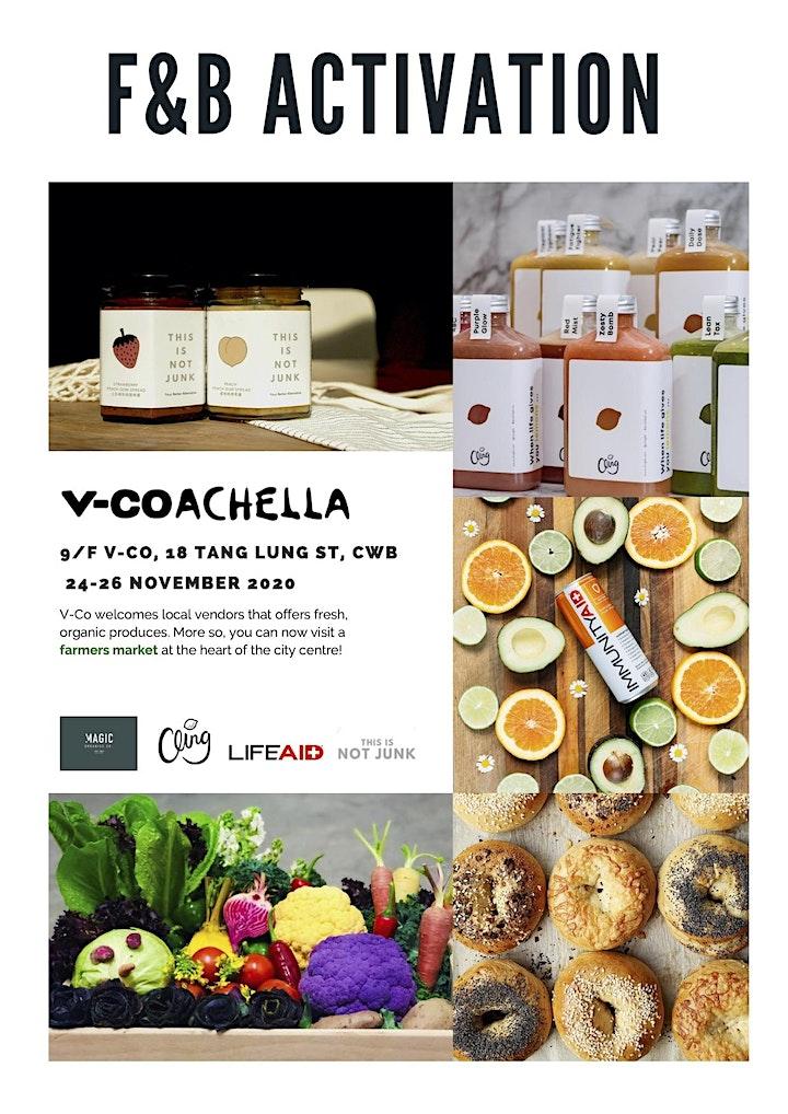 V-Coachella: Home & Wellness Marketplace image