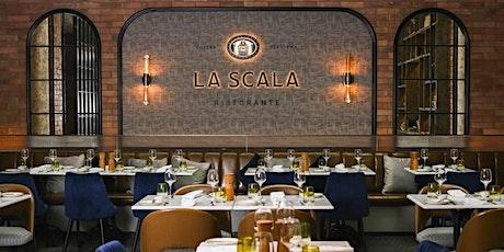 Wine Tasting Dinner @ La Scala