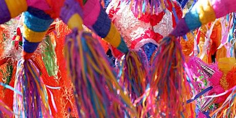 """Actividad familiar: Taller de """"Piñatas"""" entradas"""
