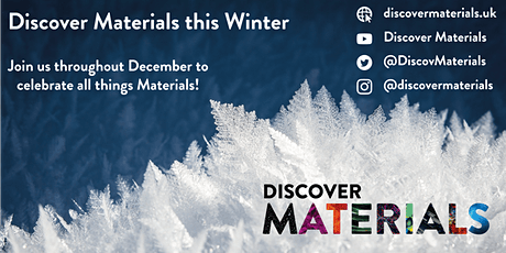 Discover Materials this Winter tickets