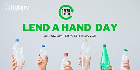 REQ Lend a Hand Day at Greenbatch tickets