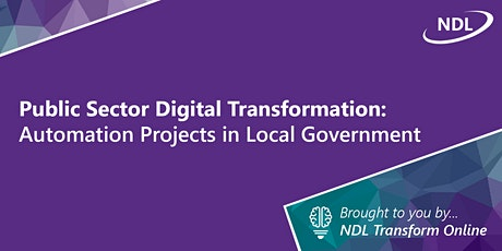 Public Sector Digital Transformation: Automation Projects in LG tickets