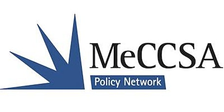 MeCCSA Policy Network Online Event and AGM tickets