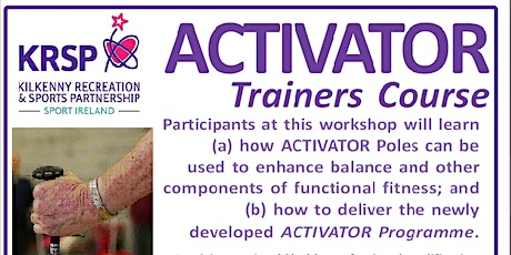 ACTIVATOR Poles - Training Day tickets