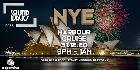 Boat Party SoundWaves VII - Happy New Year tickets