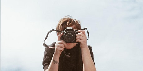PHOTOGRAPHY FOR BEGINNERS - Adults tickets