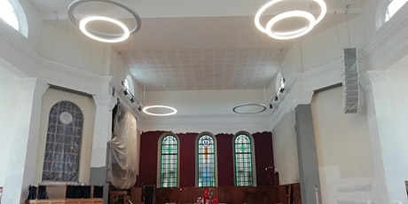 Open Day at TWBC for individual prayer in the new Sanctuary tickets