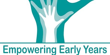 EEY: Enabling GM & sensory skill development:  3yr + (Preschool, F1, F2+) tickets