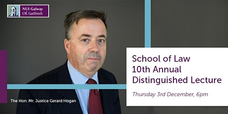 School of Law Annual Distinguished Lecture 2020 tickets