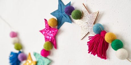 Sew Over It's Big Christmas Sew - Make A Christmas Garland! tickets