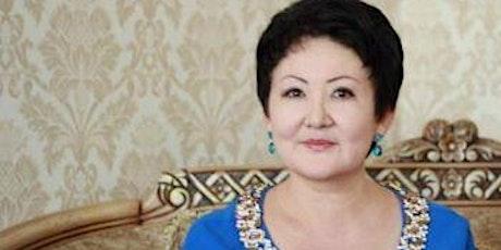 PTC Online Workshops: Kazakh poet Gulnar Salykbay tickets