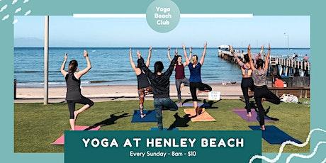Yoga at Henley Beach tickets