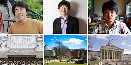 IDDP 第2回勉強会 「卒業生が語る『わたしの大学院留学』 〜開発のキャリアを考える〜」 tickets