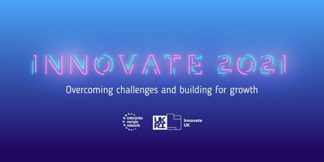 Innovation Funding & Business Growth Finance tickets