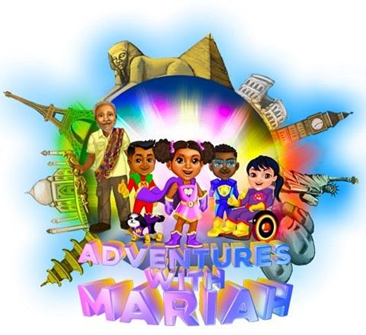 Adventures with Mariah! BOOK LAUNCH Event image