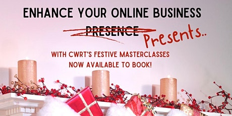 CWRT Free Festive Package - Engaging Customers Through Zoom tickets