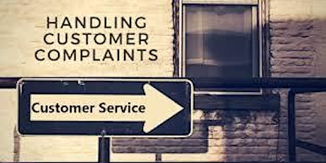 Customer Service and Complaint Handling  for Telephone and Email