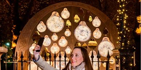 Guided Tour BakerStreetQ Christmas Lights tickets