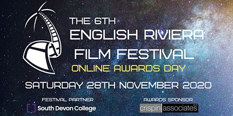 English Riviera Film Festival 2020 - Film Awards Day billets