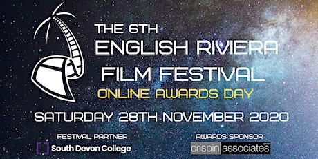 English Riviera Film Festival 2020 - Film Awards Day tickets