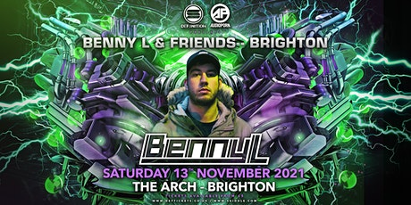 Benny L - Reactions Album Party - Brighton tickets