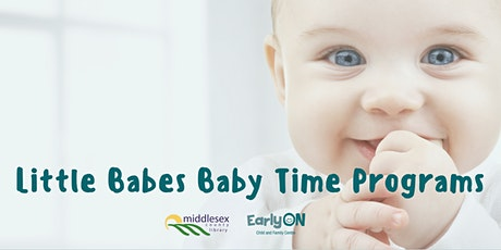 Little Babes Baby Time - Ilderton tickets