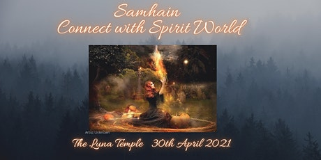 Samhain: Connecting into the Spirit World tickets