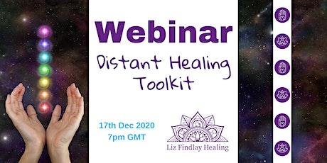 Webinar – Distant Healing Toolkit tickets