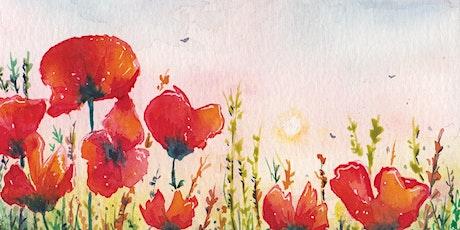 Paint Poppies! Birmingham tickets