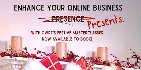 CWRT Free Festive Package - Festive Networking! tickets