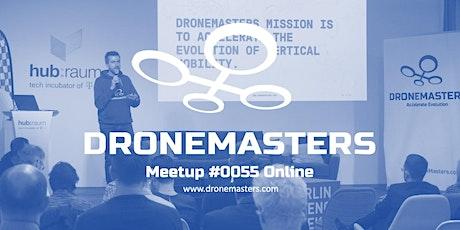 DroneMasters Meetup #055 Online tickets