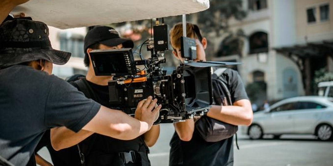 Die kurze Geschichte einer Filmproduktion