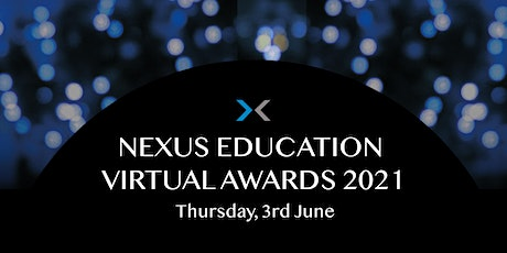 Nexus Education Awards 2021 tickets