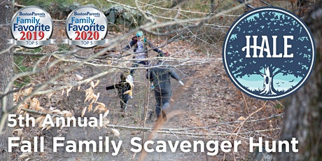 Fall Family Scavenger Hunt tickets