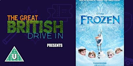 Frozen (Doors Open at 17:00) tickets