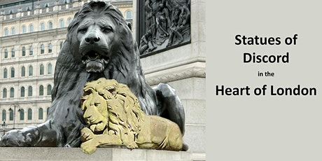 Statues of Discord in the heart of London tickets