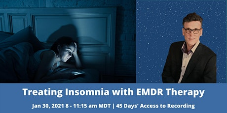 Treating Insomnia with EMDR Therapy tickets