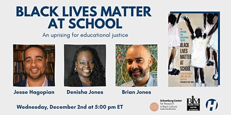Black Lives Matter at School: An Uprising for Educational Justice ingressos