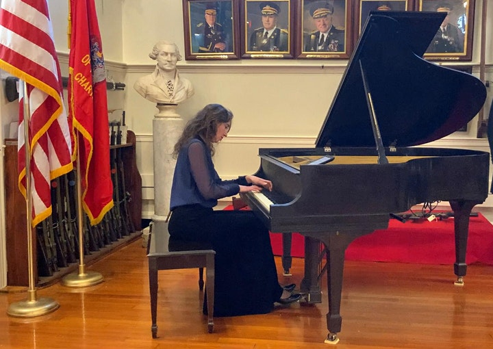 IN HONORABLE COMPANY: Rachmaninoff & Weinberg at Faneuil Hall image