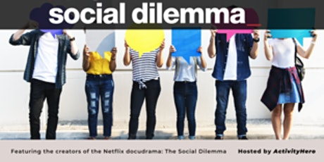 A Teens Guide to the Social Dilemma (Ages 10 -18)(Free) tickets
