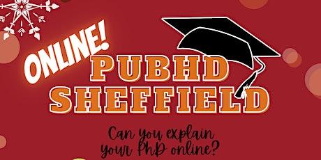 PubHD Sheffield Online - December 2020 tickets