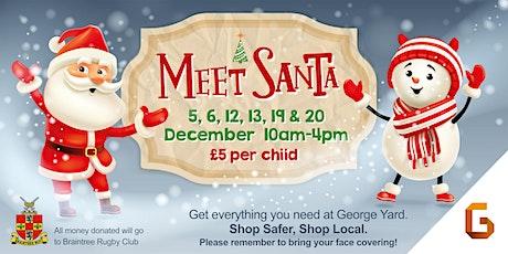 Meet Santa at George Yard Shopping Centre tickets
